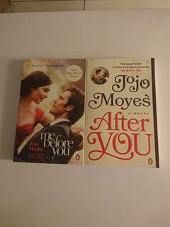 Jojo Moyes - Me before you & After you