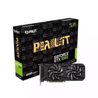 Palit GTX 1060 (BTC / ETH payment acceptable)