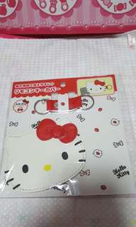 Hello Kitty Car Key Sensor Holder