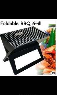 Foldable BBQ Grill