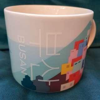 Starbucks Mug - Busan