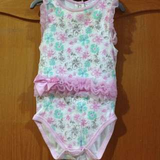 Baby girl jumpsuit