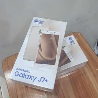 Samsung J7+ Kredit Proses Cepat Dan Mudah