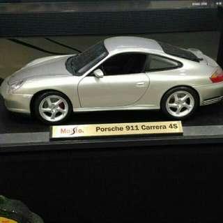 👍保時捷911汽車模型