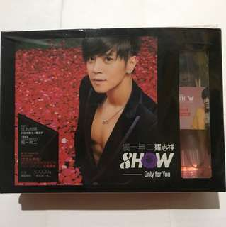 Show Luo 独一无二 Only You CD