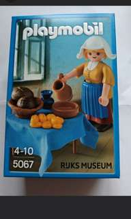 Playmobil 荷蘭女仔 5067