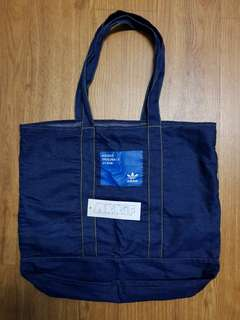 Adidas Originals Denim Tote Bag