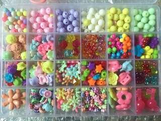 24boxes diy handmade beads gift