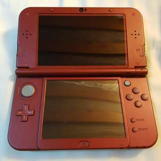 Nintendo 3DS XL, comes with 2 games!