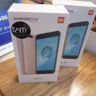 Xiaomi Mi A1 Bisa Kredit Hanya KTP + 2 Dok. Lain