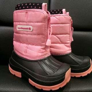 North Peak Kids Snow Boots (size 15-16cm)