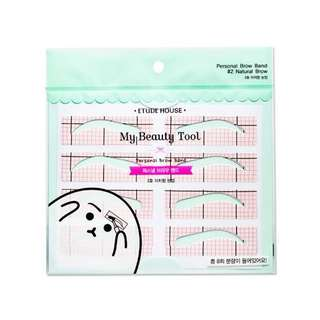 Etude House eyeBrow sticker