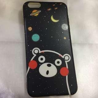 熊本熊手機殻 I phone 6s Plus 包平郵