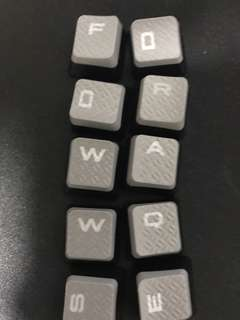Mechanical keyboard keycaps