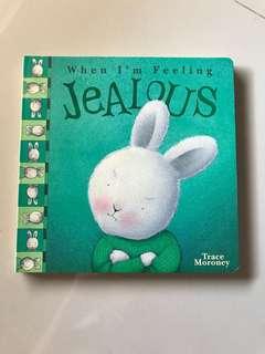 English story book Jealous