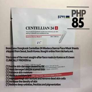 Centellian24 Face Mask