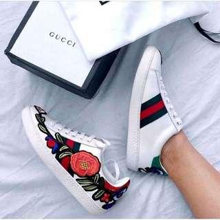 Gucci Floral Ace