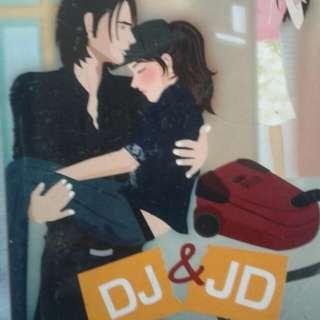 Novel DJ&JD