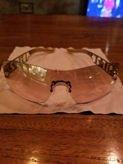 christian Dior sun glasses 太陽眼鏡