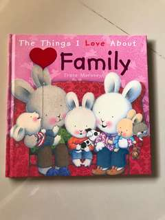 English story book Family