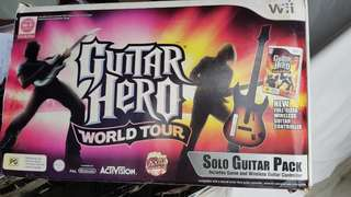 Wii Game Guitar