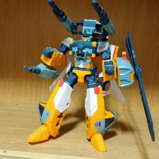 Transformers Galaxy Force's Earth Convoy