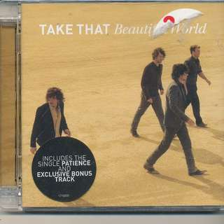 Take That - Beautiful World (AUDIO CD) Polydor 2006 (MADE IN EU) [y1]