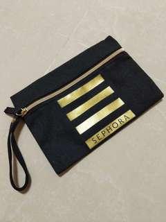 BNIB: sephora pouch