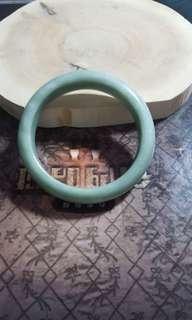 天然玉石鈪,內徑54,特價$200