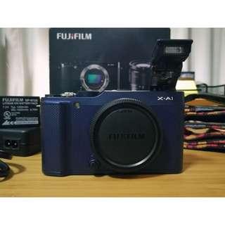 Fujifilm X-A1 Body (optional Lens add-on)