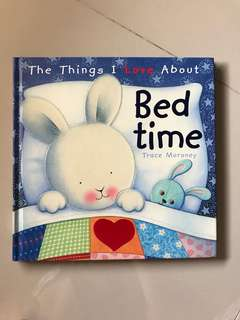 English story book Bed time
