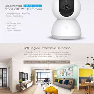 Xiaomi Mijia Smart 360 Angle Panoramic Camera