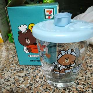 LINE FRIENDS CUP 喝水杯