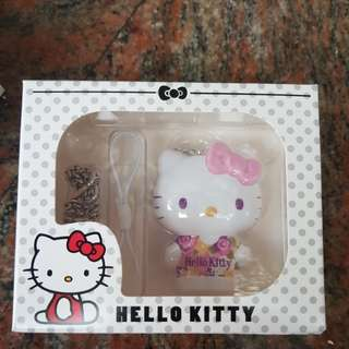 With free gift!!! Ezlink charm (Hello Kitty)
