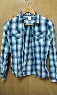 Checkers Button Shirts