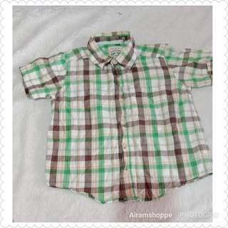Place Checkered Polo (3T)