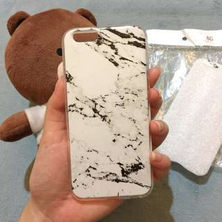 [FREE ONGKIR] Iphone Case 6 Marble Jelly