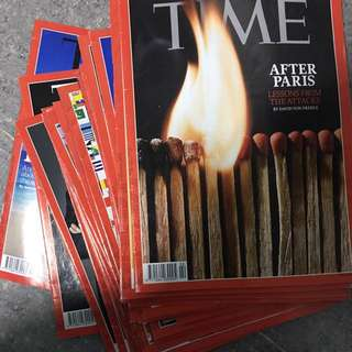 TIME magazines
