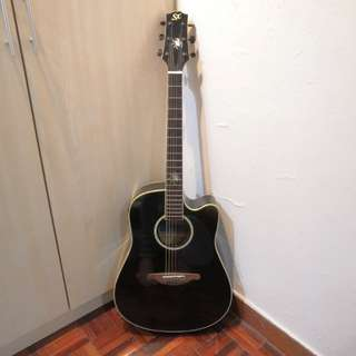 Acoustic Guitar with Bag