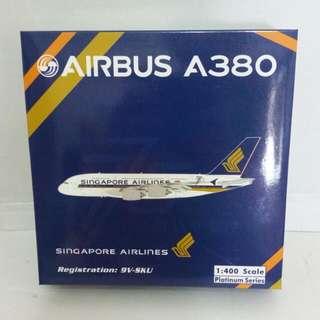 Phoenix 1:400 SIA A380 ( 70th Anniversary )