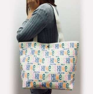 SHINee SM Taiwan Official Limited Shopping Tote Bag