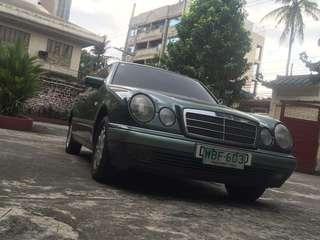 97 Benz e230 Elegance