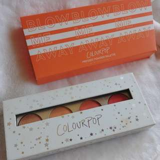 Colourpop Blow Me Away Eyeshadow Palette