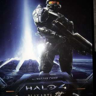 Play Arts Kai Halo 4 Master Chief