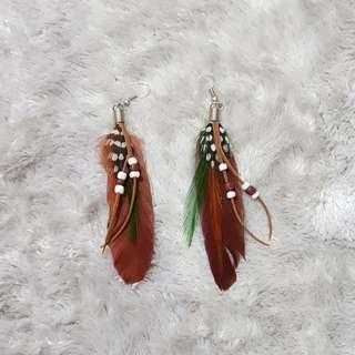 Anting / earrings bulu