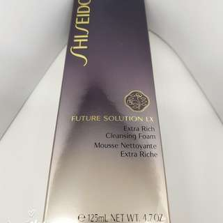 Future solution cleansing foam