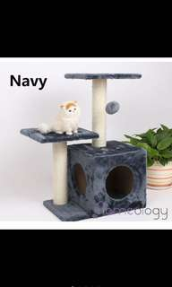Pet Station 75cm Cat Tower Kitty Condo