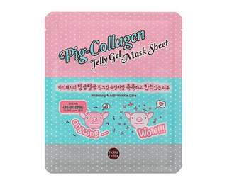 Holika Holika Pig-Collagen Jelly Gel Mask