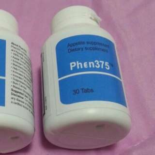 BN READY STOCK PHEN375 KICK START LOSE WEIGHT SLIMMING BURN FATS APPETITE SUPPRESSANT 30 TABS