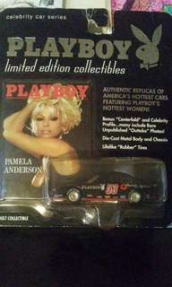 Pamela Anderson limited edition playboy car series